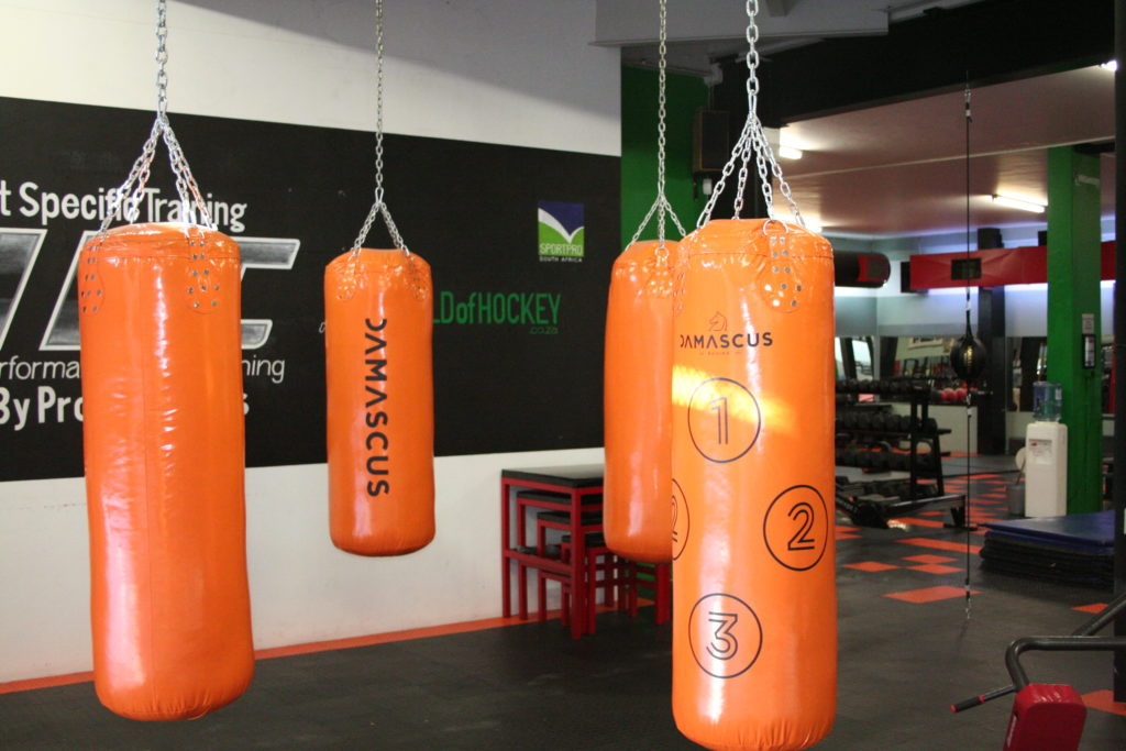 hpc gym & boxercise are