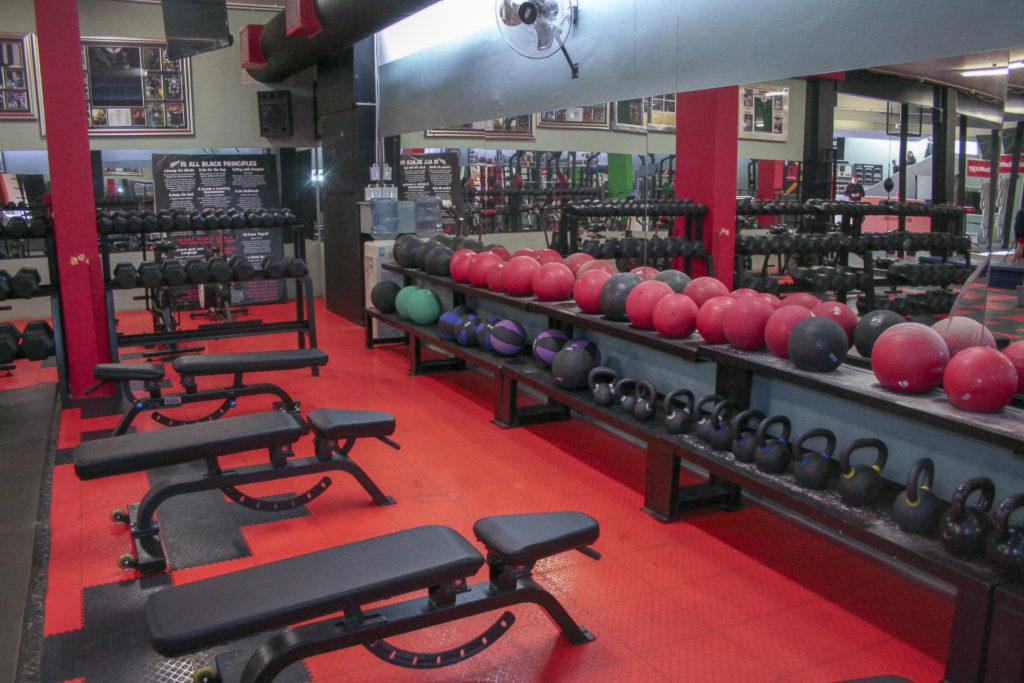 HPC Personal training area